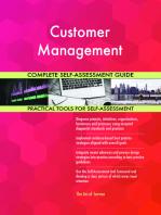 Customer Management Complete Self-Assessment Guide