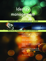 Identity management Complete Self-Assessment Guide