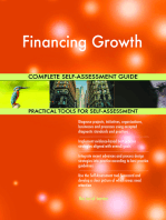Financing Growth Complete Self-Assessment Guide