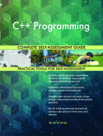 C++ Programming Complete Self-Assessment Guide