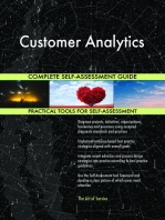 Customer Analytics Complete Self-Assessment Guide