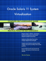 Oracle Solaris 11 System Virtualization Complete Self-Assessment Guide