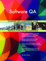 Software QA Complete Self-Assessment Guide