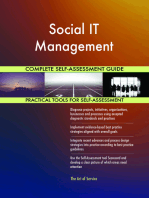 Social IT Management Complete Self-Assessment Guide
