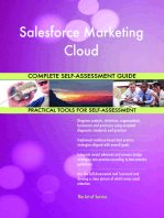 Salesforce Marketing Cloud Complete Self-Assessment Guide
