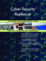 Cyber Security Resilience Complete Self-Assessment Guide