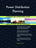 Power Distribution Planning Complete Self-Assessment Guide