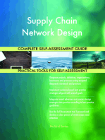 Supply Chain Network Design Complete Self-Assessment Guide