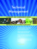 Technical Management Complete Self-Assessment Guide