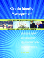 Oracle Identity Management Complete Self-Assessment Guide