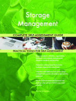 Storage Management Complete Self-Assessment Guide