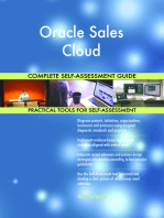 Oracle Sales Cloud Complete Self-Assessment Guide