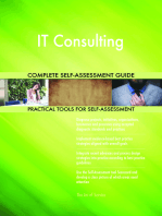 IT Consulting Complete Self-Assessment Guide