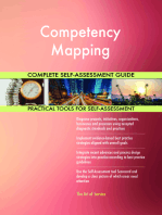 Competency Mapping Complete Self-Assessment Guide
