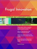 Frugal Innovation Complete Self-Assessment Guide
