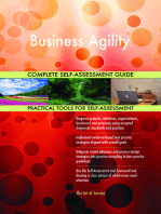 Business Agility Complete Self-Assessment Guide