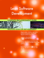 Lean Software Development Complete Self-Assessment Guide