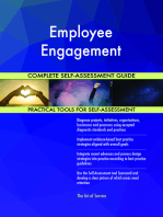 Employee Engagement Complete Self-Assessment Guide