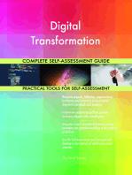 Digital Transformation Complete Self-Assessment Guide