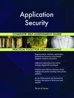 Application Security Complete Self-Assessment Guide