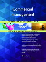 Commercial management Complete Self-Assessment Guide