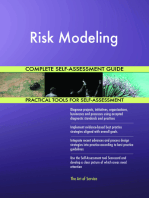 Risk Modeling Complete Self-Assessment Guide