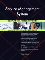 Service Management System Complete Self-Assessment Guide