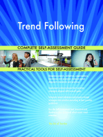 Trend Following Complete Self-Assessment Guide