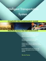 Intelligent Transportation System Complete Self-Assessment Guide