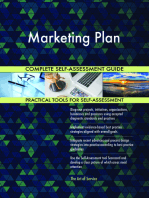 Marketing Plan Complete Self-Assessment Guide