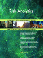 Risk Analytics Complete Self-Assessment Guide