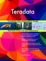 Teradata Complete Self-Assessment Guide