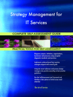Strategy Management for IT Services Complete Self-Assessment Guide