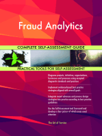 Fraud Analytics Complete Self-Assessment Guide