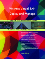 VMware Virtual SAN Deploy and Manage Complete Self-Assessment Guide