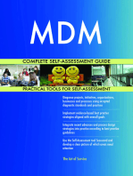 MDM Complete Self-Assessment Guide