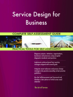 Service Design for Business Complete Self-Assessment Guide