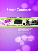 Smart Contracts Complete Self-Assessment Guide