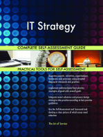 IT Strategy Complete Self-Assessment Guide