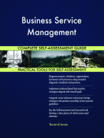 Business Service Management Complete Self-Assessment Guide