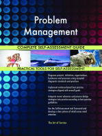 Problem Management Complete Self-Assessment Guide