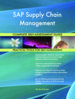 SAP Supply Chain Management Complete Self-Assessment Guide
