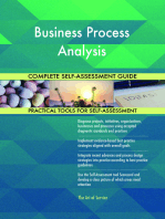Business Process Analysis Complete Self-Assessment Guide