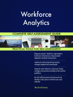 Workforce Analytics Complete Self-Assessment Guide
