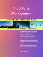 Third Party Management Complete Self-Assessment Guide