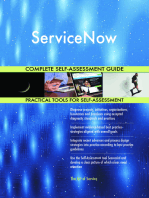ServiceNow Complete Self-Assessment Guide