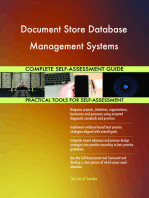 Document Store Database Management Systems Complete Self-Assessment Guide