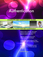 Authentication Complete Self-Assessment Guide