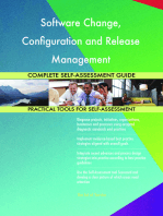 Software Change, Configuration and Release Management Complete Self-Assessment Guide