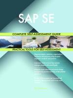 SAP SE Complete Self-Assessment Guide